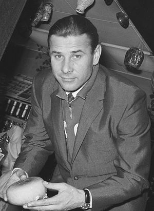 Ballon d'Or 1963 - Lev Yashin in 1965