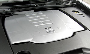VVT-i - The 1UR engine, the first to feature VVT-iE