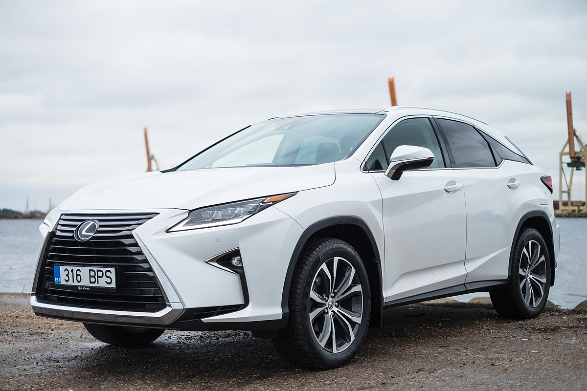 rx launched uk in hybrid news lexus