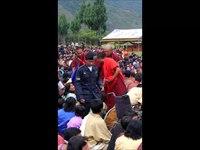 File:Lhuntse, blessing by Dzongsar Jamyang Khyentse Rinpoche.webm