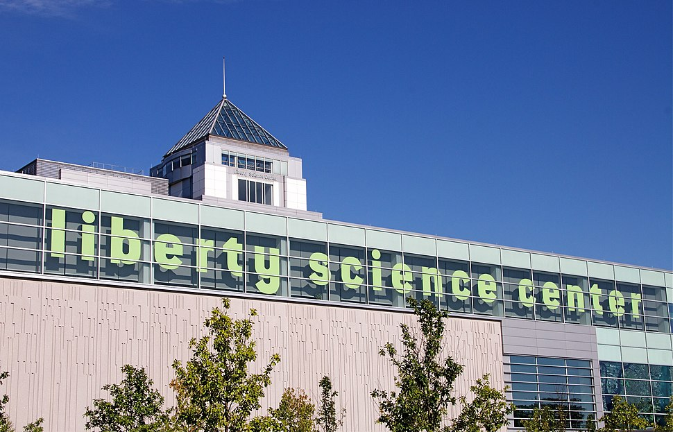 Liberty Science Center Exterior