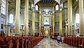 Licheń- Sanktuarium Matki Bożej Licheńskiej. Bazylika widok z wnętrza - panoramio (30).jpg