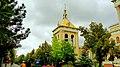 Licheń - widok dzwonnicy Sanktuarium Matki Bożej Licheńskiej. - panoramio.jpg