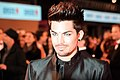 Life Ball 2013 - magenta carpet Adam Lambert 02.jpg