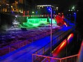 Light emitting diodes of Magog river - panoramio.jpg