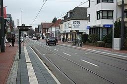 Feldhäuser Straße in Lilienthal