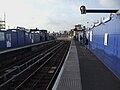 Limehouse station DLR platforms look west.JPG