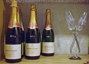 Limoux wine - Bottles of Blanquette de Limoux