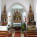 Limpach St Georg Hochaltar und Seitenaltare 2.jpg