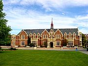 Lincoln University NZ