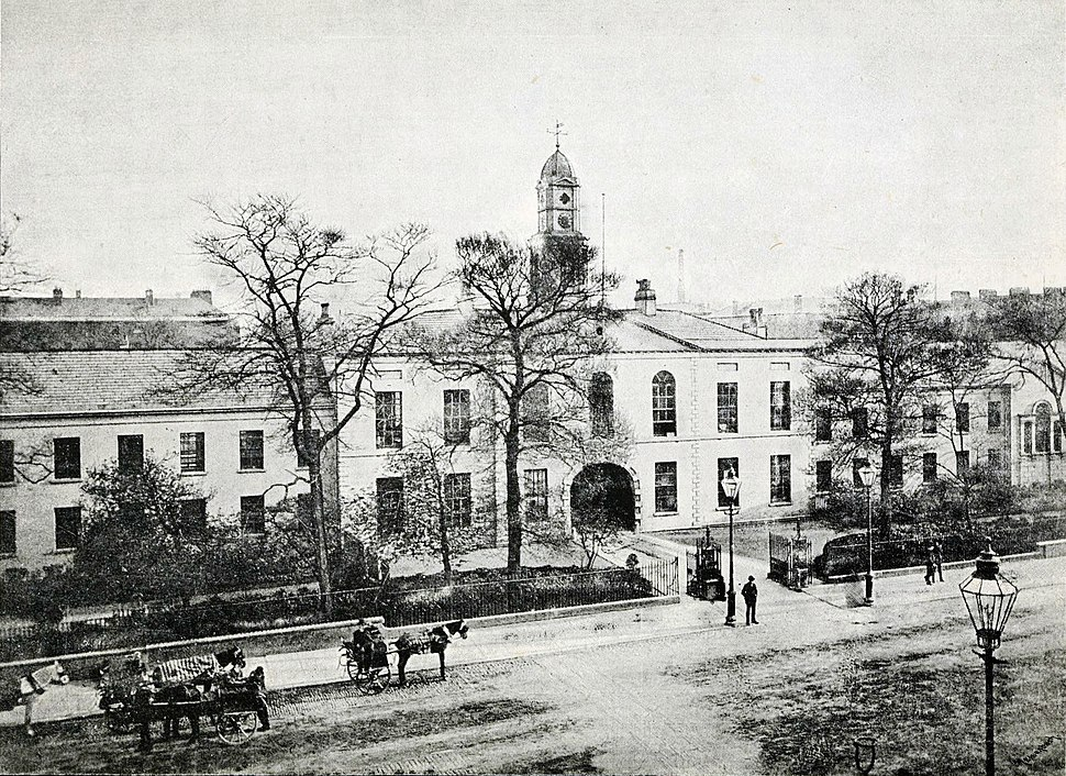 Linen Hall Library, 1888