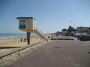 Lion-sur-Mer - Image: Lion sur Mer Plage Est