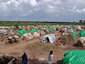 Lord's Resistance Army insurgency - The conflict forces many civilians to live in internally displaced person (IDP) camps