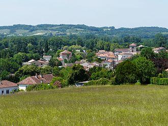 Lisle, Dordogne - Image: Lisle vue générale (2)