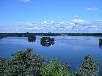 Kaarina - Image: Littoisten järvi