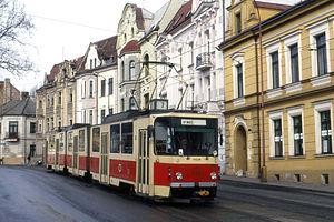Litvínov, Tatra KT8D5 (1994) .jpg