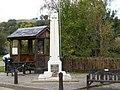 Llangunllo War Memorial - geograph.org.uk - 1525933.jpg