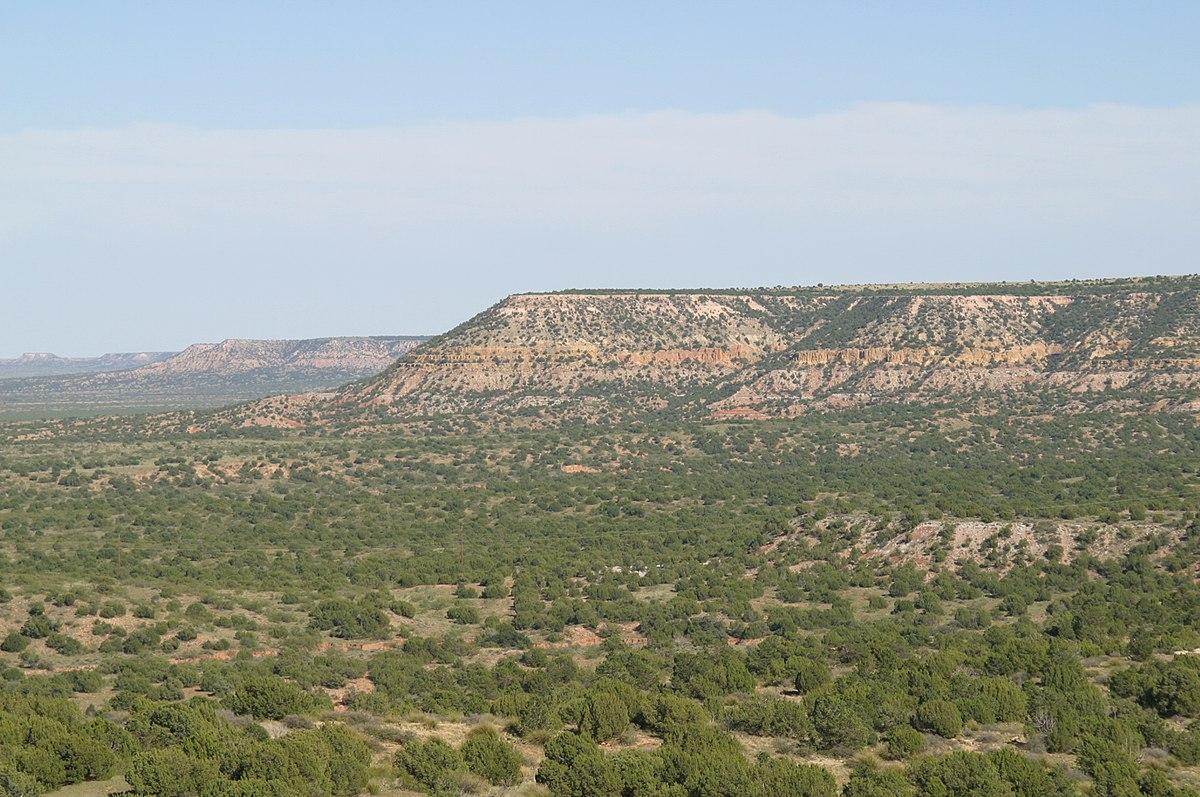 Llano Estacado - Wikipedia, la enciclopedia libre
