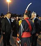 Llegada de Xi Jinping, presidente de China (46058809632).jpg