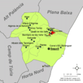 Localització de Faura respecte del Camp de Morvedre.png