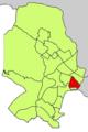 Localització de Santa Catalina respecte del Districte de Ponent.png