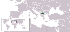 Location of Makedonya (ECMY)