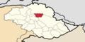 Locator map of GBA-5 (Nagar-II).png