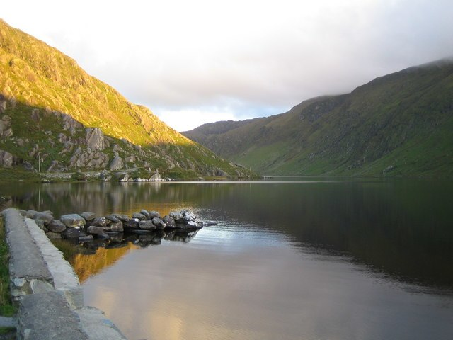 Loch an Ghleanna Bhig (Glenbeg Lough) - geograph.org.uk - 263779