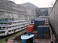 Lock at three gorges dam, YiChang - panoramio.jpg
