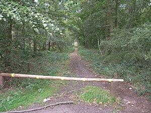 Log Gate - geograph.org.uk - 258685.jpg