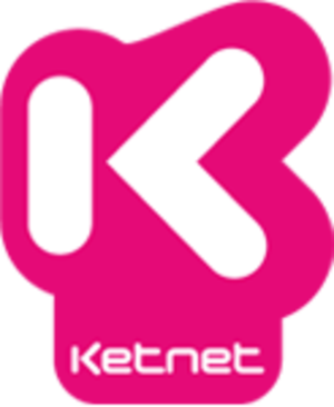 Ketnet - Image: Logo Ketnet (roos)