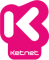 The third Ketnet logo, used from 2010 - 2015.