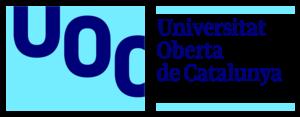 Open University of Catalonia - Image: Logo blau uoc