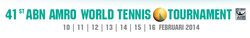 Logo des 41. ABN AMRO WORLD TENNIS TOURNAMENT 2014.png