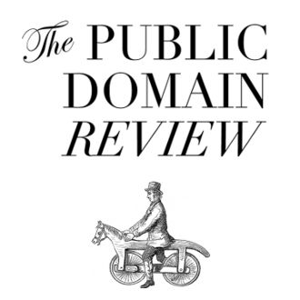 The Public Domain Review - Image: Logo for The Public Domain Review