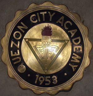Quezon City Academy - Quezon City Academy's logo