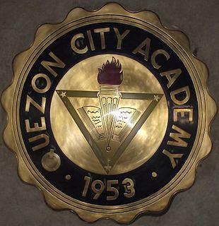 Quezon City Academy Private secondary school in Quezon City, Metro Manila, Philippines