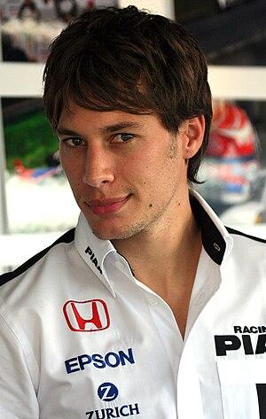 2009 Formula Nippon Championship - France's Loïc Duval won the title for Nakajima Racing.