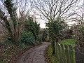 Lon Cae Hywel - a country lane - geograph.org.uk - 309281.jpg