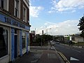 London-Woolwich-Plumstead, Burrage Road, view of Crossrail Station development0.jpg