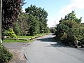 Looking from Cliff Road towards Love Lane - geograph.org.uk - 1452935.jpg