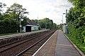 Looking north, Cefn-y-bedd railway station (geograph 4025199).jpg