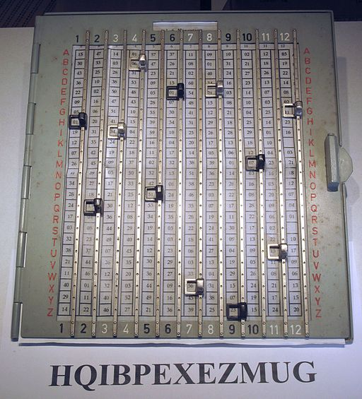 Lorenz SZ40 (Tunny) Indicator Reading Board