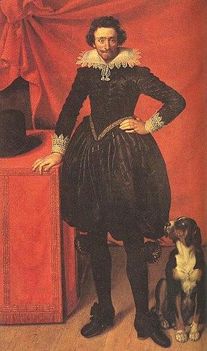 Claude, Duke of Chevreuse - Claude de Guise, prince de Joinville (1610).