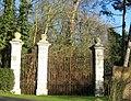 Loughton, Former gateway to Debden Hall - geograph.org.uk - 2271379.jpg