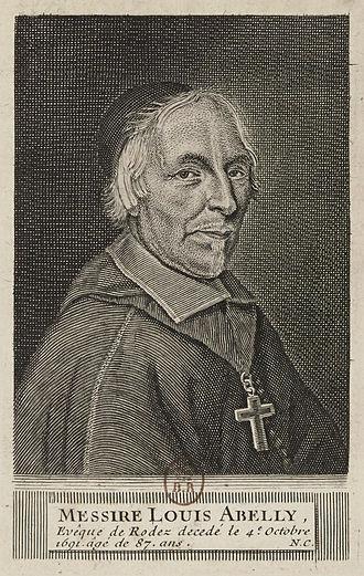Louis Abelly - Image: Louis Abelly dans Gallica
