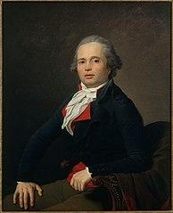 Portrait of Louis Legendre (1756-1797)