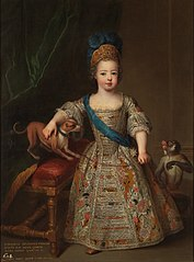 The Young Louis XV