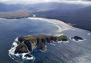 Louisa Island (Tasmania) island