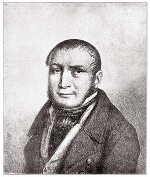 World Chess Championship - De La Bourdonnais, the world's strongest player from 1821 to his death in 1840